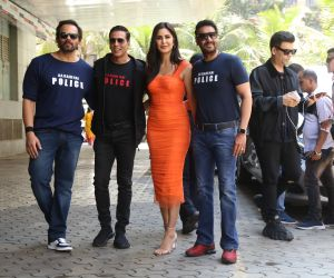 Sooryavanshi movie event photo