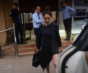 Actress  Aditi Rao Hydari spotted at juhu.