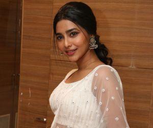 Actress Aishwarya Lekshmi During a Photoshoot