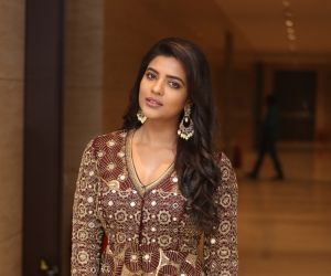 Actress Aishwarya Rajesh Posses for photo
