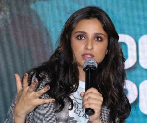 Actress And Diving Enthusiast Parineeti Chopra Is The Brand Ambassador Of The Adex India