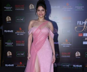 Actress Ankita Lokhande in Filmfare Glamour And Style Awards 2019.