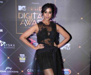Actress Anupriya Goenka at MTV - IWMBuzz Digital Awards 2019