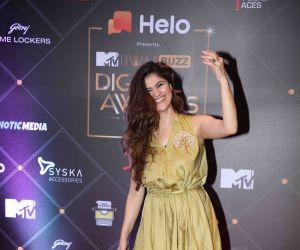Actress Archana Pania at MTV - IWMBuzz Digital Awards 2019