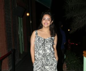 Actress Avika Gor During the Photo Section.