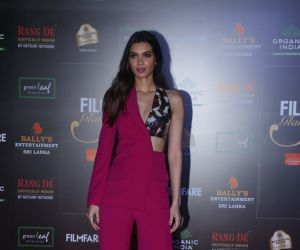 Actress Diana Penty in Filmfare Glamour And Style Awards 2019.
