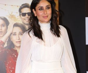 Actress Kareena Kapoo at the special screening ff web series mentalhood