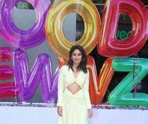 Actress Kareena Kapoor in Trailer launch of New Film Good Newwz at Cinepolis