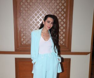 Actress Karishma kapoor at Zee5's calander launch in Taj Lands End bandra