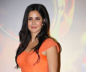 Actress Katrina Kaif at the trailer launch of film Sooryavanshi