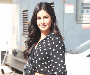 Actress katrina kaif seen at pvr Juhu