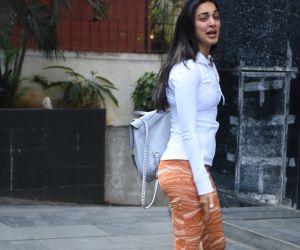 Actress Kiara Advani During the Photoshoot.