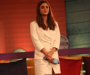 Actress Alia Bhatt at We The Women Event 2019