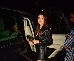 Actress Malaika Arora's son's birthday party
