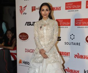 Actress Malaika Arora  During the Star Studded 4th Edition Of Lokmat Most Stylish Awards