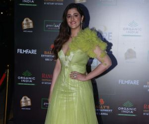 Actress Nupur Sanon in Filmfare Glamour And Style Awards 2019.