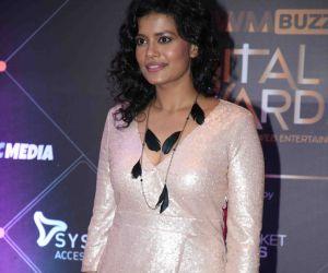 Actress Palomi Ghosh at MTV - IWMBuzz Digital Awards 2019