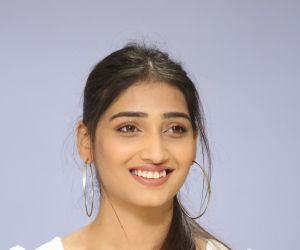 Actress Priya Vadlamani During the photo Section.