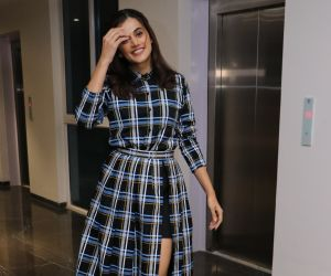 Actress Tapsee Pannu Posses for Photo
