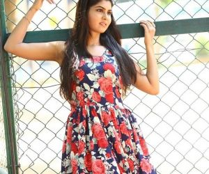 Actress Ubasna RC Photos