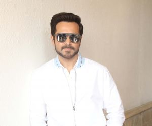 Actor Emraan Hashmi in Location Of new Movie The Body.