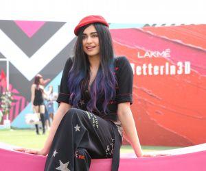 Adah Sharma at Lakme Fashion Week 2020