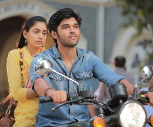 Adithya Varma movie event photo