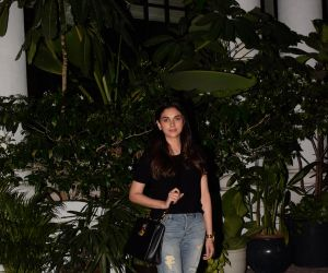 Aditi Rao Hydari spotted at Soho House