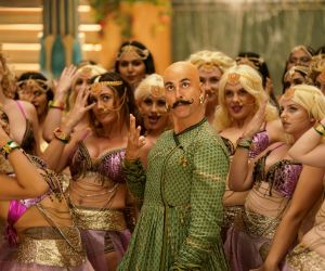 Akshay kumar new dancing Still from movie Houseful 4