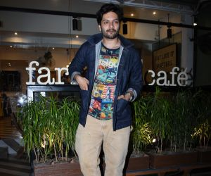Actor Ali Fazal spotted at bandra