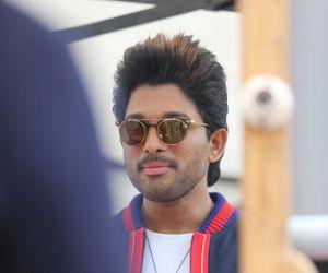 Allu Arjun New Still