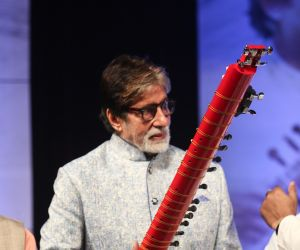 Amitabh Bachchan At The Launch Of The Kartick Kumar Foundation