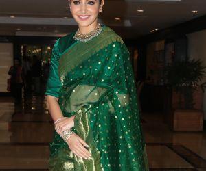 Anushka Sharma At Priyadarshani Awards