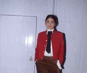 Anushka Sharma Spotted At Mehboob Studio In Bandra