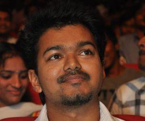 Thuppakki Tamil Movie Audio Release function stills