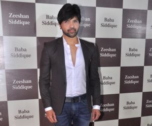 B-Town Celeb At Baba Siddique Grand Iftar Party
