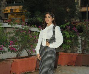 Bhumi Pendekar Spotted At Versova