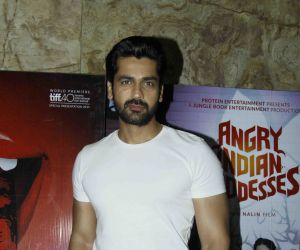 Bollywood Celebs at Angry Indian Goddesses special screening