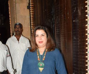 Bollywood celebs celebrate Karva chauth at Anil Kapoor's house in juhu