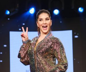 Bombay Times Fashion Week with  Sunny Leone