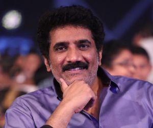 Brahmotsavam Telugu movie Audio Launch Still