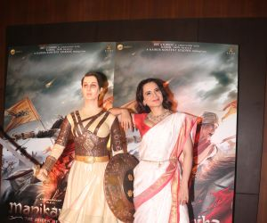 Manikarnika: The Queen of Jhansi movie event photo
