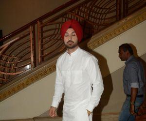 Diljit Dosanjh Spotted At JW Marriott Juhu