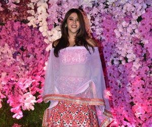Ekta Kapoor  at Ambani's wedding