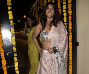 Ekta Kapoor Diwali party at juhu