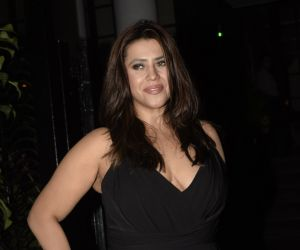 Ekta Kapoor spotted at Soho house in juhu