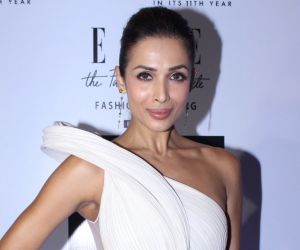 Gorgeous Malaika Arora makes heads turn in a hot all-white gown