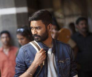 Actor Danush in Tamil Movie Enai Noki Paayum Thota.