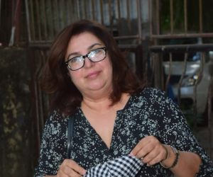 Farah Khan Spotted Post Salon Session At Kromakay Juhu