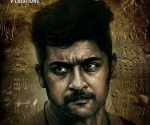 First look of 'Vaadi Vasal' movie